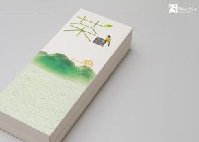 金福田茶葉包裝禮盒-台中包裝設計公司