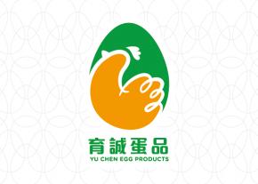 育誠藻好蛋商標設計-台中logo設計公司推薦