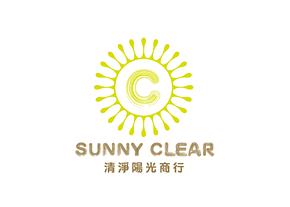 SUNNY CLEAR商標設計-台中logo設計推薦