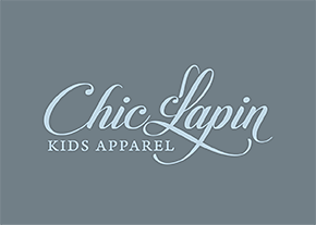Chic Lapin 優雅兔商標設計-台中logo設計公司