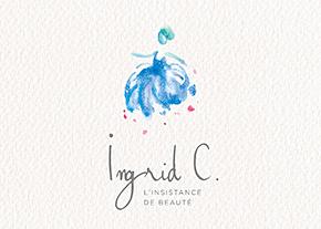 Ingrid C.-Logo設計推薦