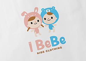 I BeBe-Logo設計推薦