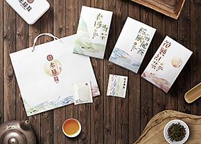 老福龍茶品Logo設計-台中Logo設計公司推薦