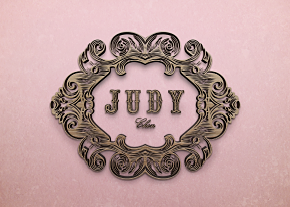 JUDY KOREA服飾。Logo設計-台中Logo設計推薦