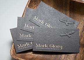 Mark Glory名片設計-台中名片設計推薦