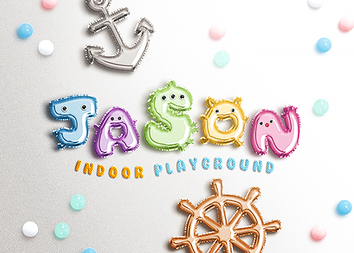 杰森海洋館Logo設計-台中Logo設計公司推薦