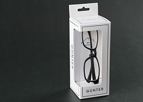 GUNTER 濾藍光-包裝設計推薦