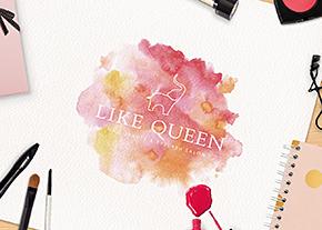 美甲美睫品牌形象設計-台中Logo設計公司推薦